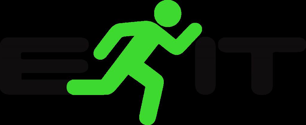 Exit Logo Transparent